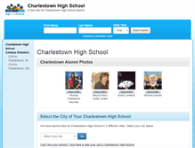 Tablet Preview of charlestownhighschool.org